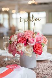 the 25 best coral flower centerpieces ideas on pinterest brunch