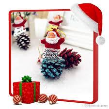 surprise xmas gift santa claus christmas father tree hanging