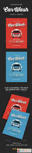 vintage car wash flyer 20783172 free download photoshop vector