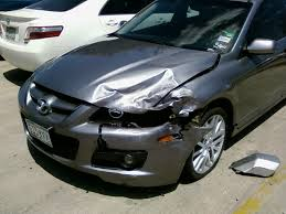 animated wrecked car wrecked car replace hood with cf mazda 6 forums mazda 6
