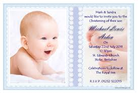 Birth Ceremony Invitation Card Invitations Personalised Christening Invitations Personalised