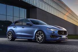 maserati old models tuner novitec adds visual mechanical muscle to maserati u0027s levante suv