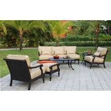 6 Piece Patio Set by San Dimas Dining Collection By Foremost Veranda Classics Patio
