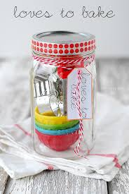 to bake gift in a jar for the in your who