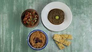 sos cuisine sos cold mezze dips from nîroj kurdish cuisine