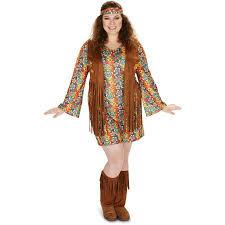 Walmart Size Halloween Costumes 60 U0027s Hippie Fringe Women U0027s Size Halloween Costume