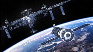 how fast does the space station travel images A russian spacecraft just reached the international space station jpeg