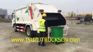how to test garbage compactor truck isuzu waste collector vehicle