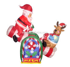 holiday inflatable floating santa claus holiday inflatable