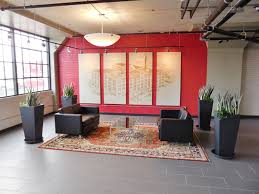 Interior Garden Services Landscaping Brings Nature Inside Factory Walls At 500 Seneca
