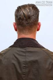 haircut back of head men undercut hairstyle back of head hair