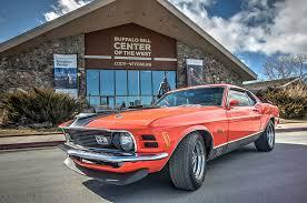 mustang mach 1 1970 1970 ford mustang mach 1 raffle car buffalo bill center of the