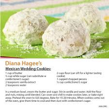 wedding cookies diana hagee s mexican wedding cookies chefkate copy me that