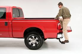 Ford F250 Truck Bed Accessories - bedstep truck bed step by amp research for ford 2017 ford f 250