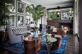 ideas trendy living room decoration cool art deco style modern
