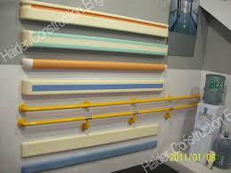 Plastic Handrail China Hospital Handrail Wall Guard Corner Guard China Hospital
