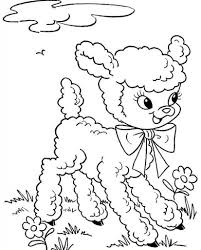 free printable easter coloring pages for the kids regarding kids