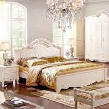 style chambre à coucher chambre à coucher complète style baroque 04 pièces chambre à