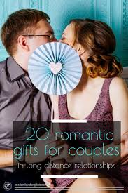 20 gifts for couples in distance relationships