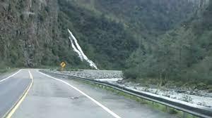Alaska waterfalls images Drive thru keystone canyon valdez alaska waterfalls jpg