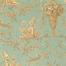 Toile Bathroom Wallpaper by 170 Best Toile Time Images On Pinterest Bedrooms Blue And Canvas