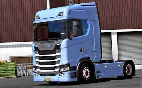 Interior Truck Scania Scania S Generation New Generation V1 0 Ets 2 Mods Euro