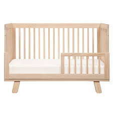 How To Convert 3 In 1 Crib To Toddler Bed by Babyletto Hudson 3 In 1 Convertible Crib Toddler Bed Conversion