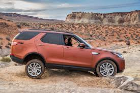 2017 land rover discovery first drive review automobile magazine