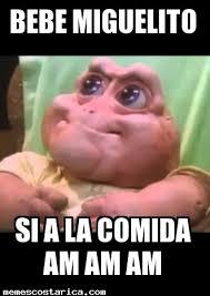 Miguel Memes - bebe miguel memes costa rica