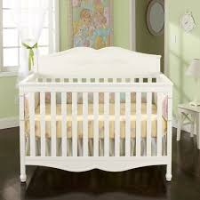 Non Convertible Cribs Graco 4 In 1 Convertible Crib White Walmart