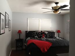 grey white black and red master bedroom love it rooms i like