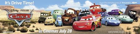 cars movie cars 2006 film logo fonts in use