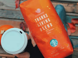 how starbucks thanksgiving blend coffee became a tradition