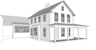 farmhouse building plans greek revival addition to a vermont farmhouse robert swinburne