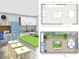 Online Kitchen Design Software Plan Your Kitchen With Roomsketcher Roomsketcher Blog