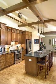 lighting on exposed beams inspirational ceiling beams with recessed lights for kitchen with