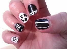 easy nail art designs at home for beginners without tools step by