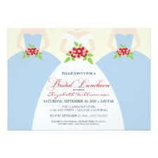 bridesmaid luncheon invitation bridesmaid luncheon invitations announcements zazzle
