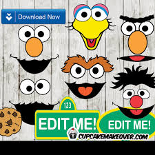 free coloring pages printable pictures sesame street characters