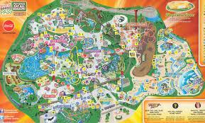Kings Dominion Map Six Flags Map Six Flags Map 2013 Map Disney U0027s Six Flags