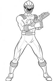 25 power rangers coloring pages images