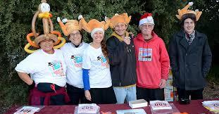 sf turkey trot volunteer thanksgiving day run and walk