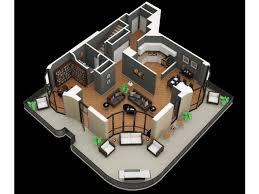 Three Bedroom Apartments In Chicago 3 Bedroom Apartment Floor Plans 3d Interior Design