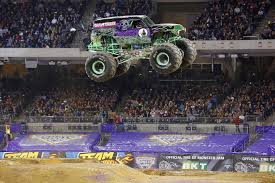 grave digger monster truck toy giant wall decals vinyls