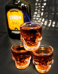 keep warm with stroh rum stroh spiced rum pinterest rum and