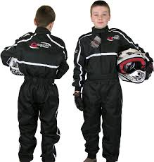 boys motocross gear childrens kids race suit overalls karting motocross racing one