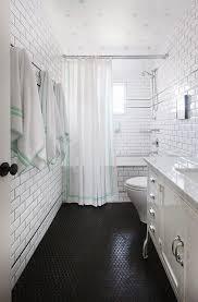 Gray And Black Bathroom Ideas by Best 25 Penny Round Tiles Ideas On Pinterest Black Tiles