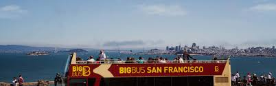 Big Bus San Francisco Map by San Francisco Sightseeing Tours Bus Tours Big Bus Tours