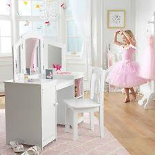 kidkraft princess table stool kidkraft princess fairies home furniture for children ebay