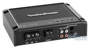 rockford fosgate r500x1d amplifier wiring kit bundle